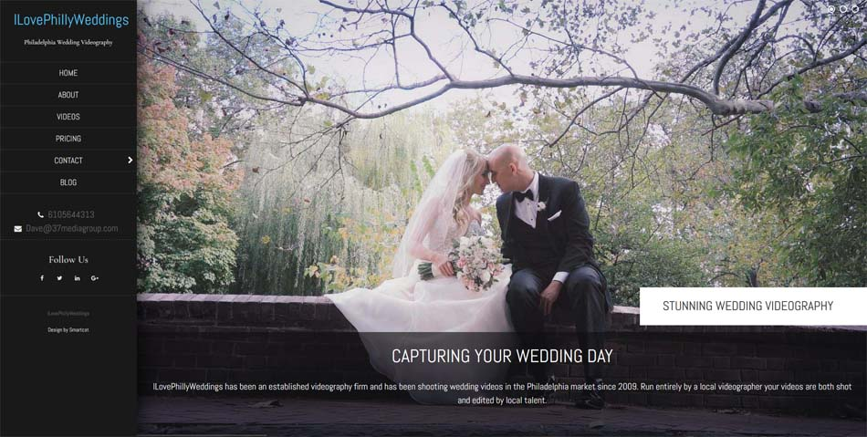 Wedding Website Designer